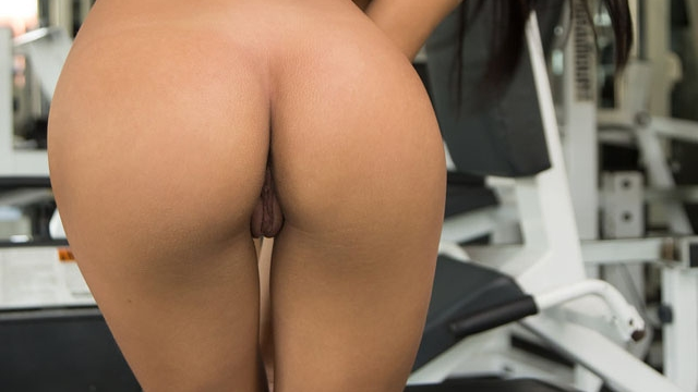 Denisse Gomez's bubble butt
