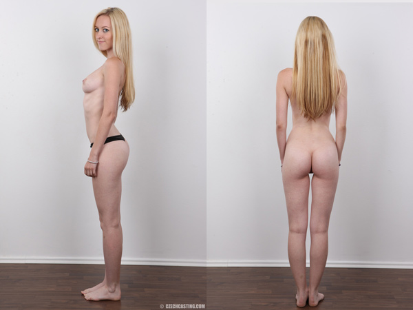 Regina 6820 Czech Casting - 2 - Amateur's Perky Bare Bottom