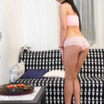 Angie Moon - Nubiles - Pink Lingerie - 01