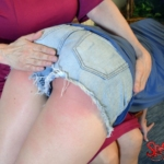 Chrissy Marie gets punished at Spanked Sweeties - 04 - daisy dukes
